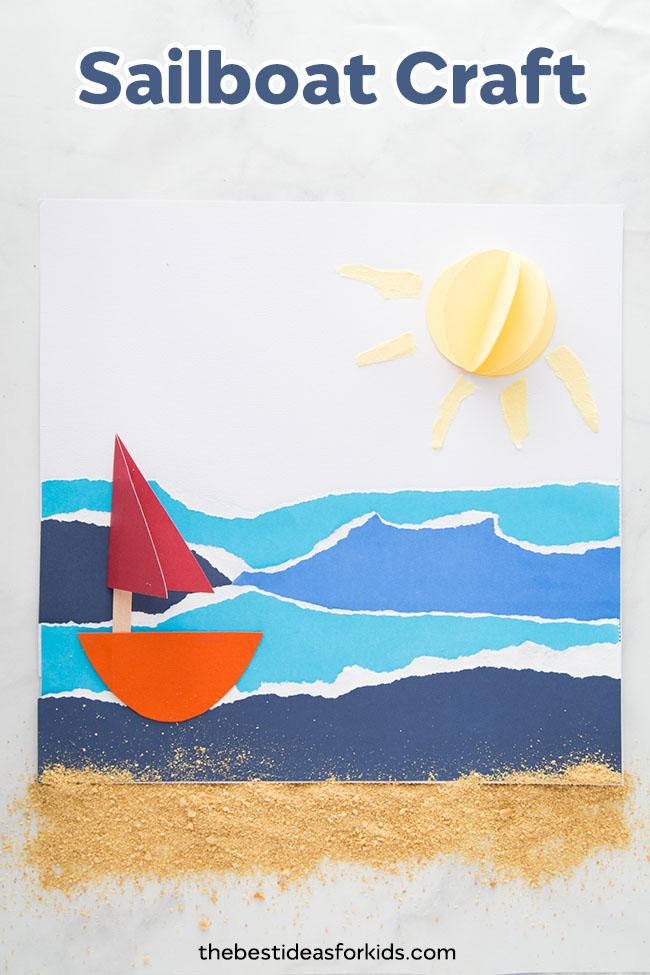 Sailboat Craft