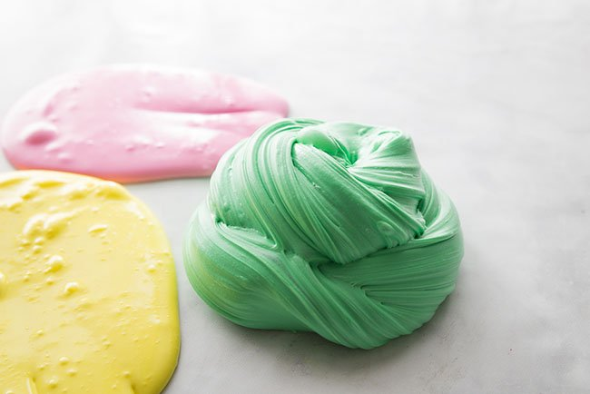 Butter Slime Recipe