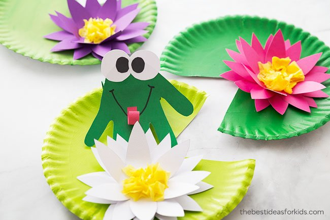 Frog Craft The Best Ideas For Kids