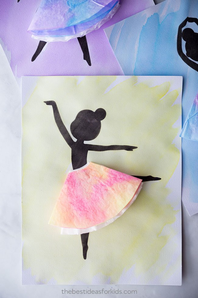picture regarding Free Printable Silhouettes named Ballerina Silhouette - The Easiest Options for Young children