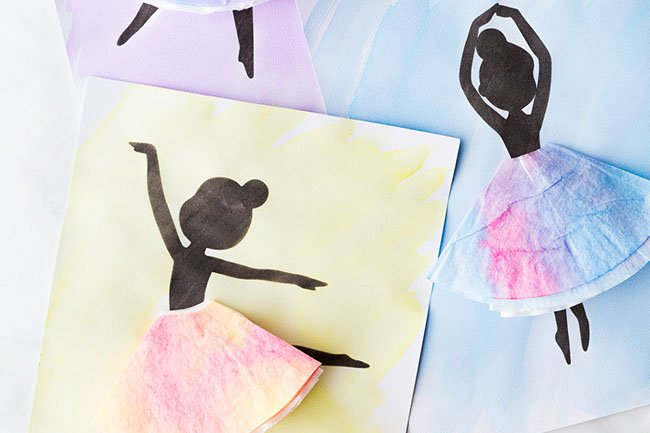 picture about Ballerina Silhouette Printable called Ballerina Silhouette - The Perfect Recommendations for Little ones