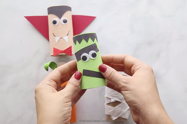 Frankenstein Paper Roll