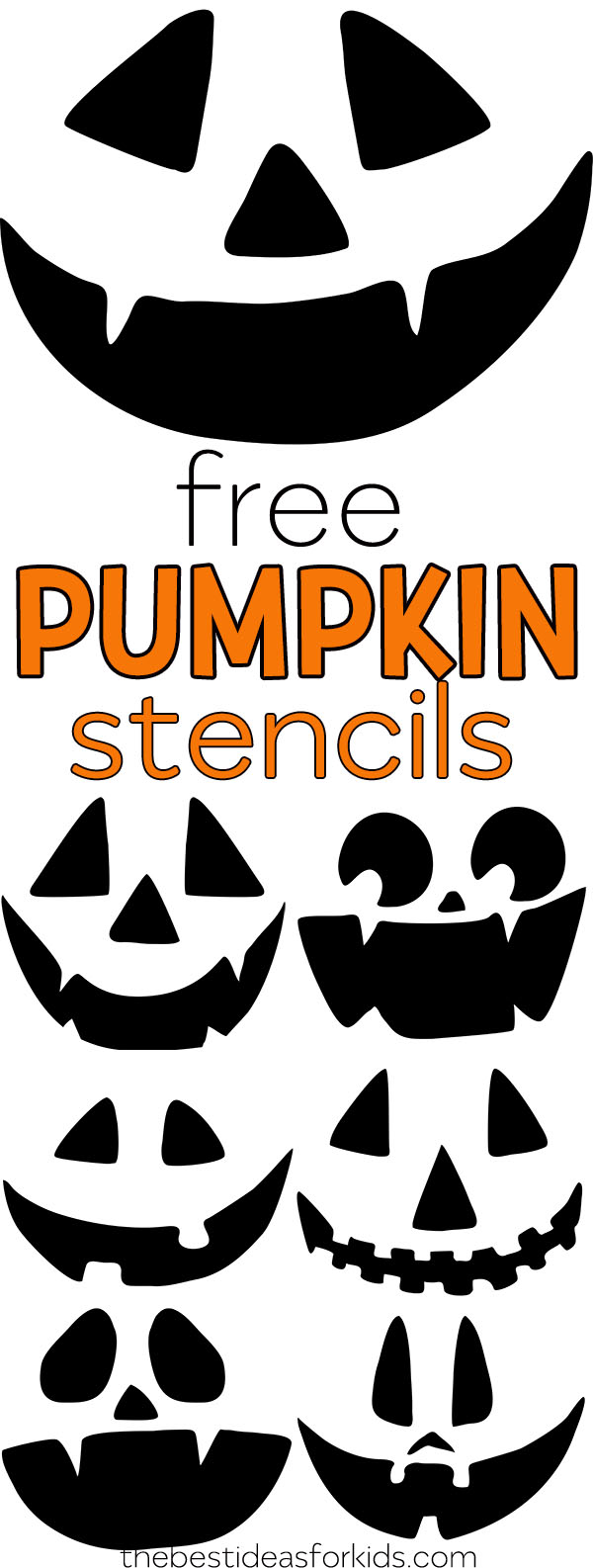 pumpkin carving patterns printable