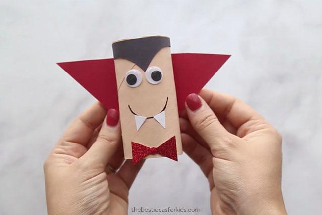 Vampire Paper Roll