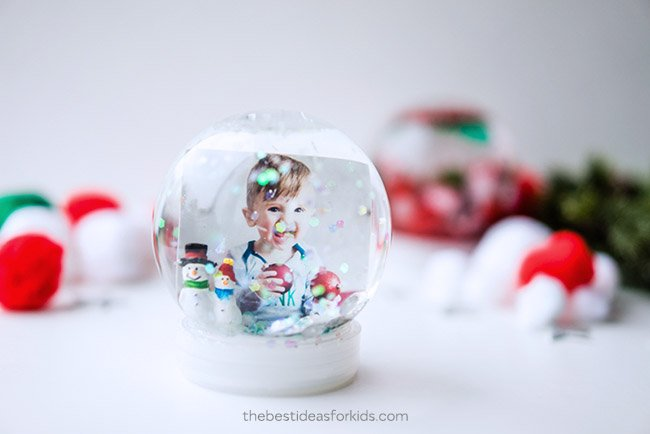 How To Make A Snow Globe The Best Ideas For Kids
