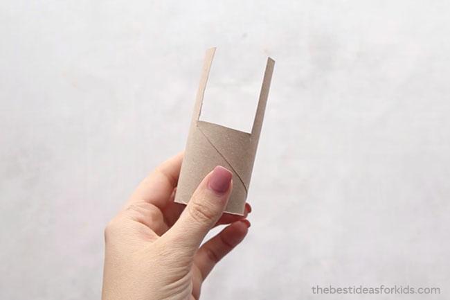 Reindeer Toilet Paper Roll Craft
