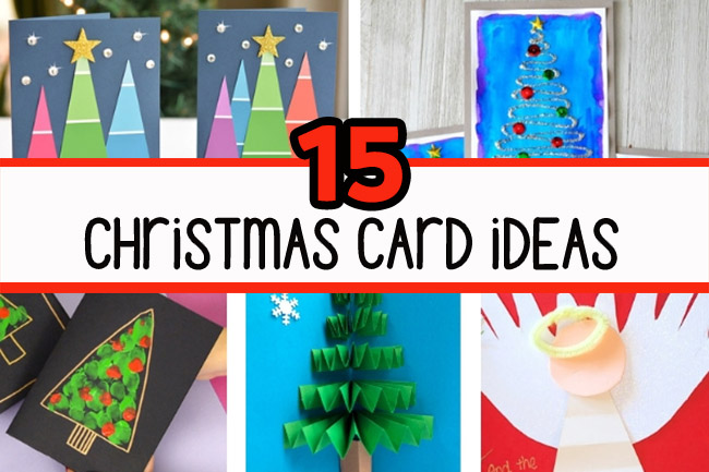 15 christmas card ideas the best ideas for kids