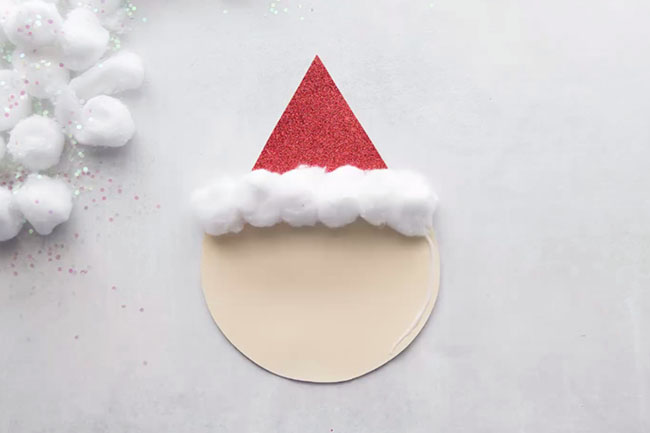 Santa Claus Craft for Preschool