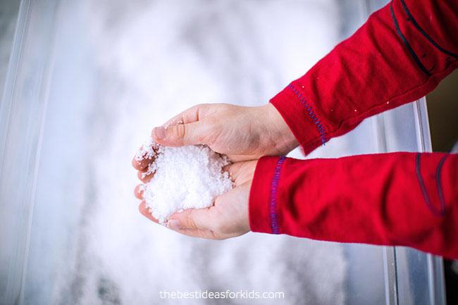 Fake Snow Instant Snow