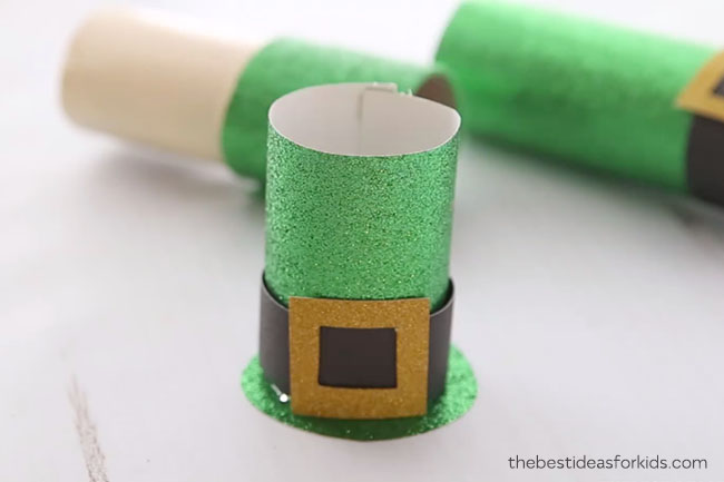 Make a Leprechaun Hat Craft