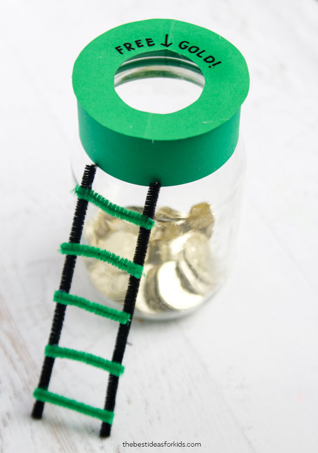 Leprechaun Trap Ideas for Kids