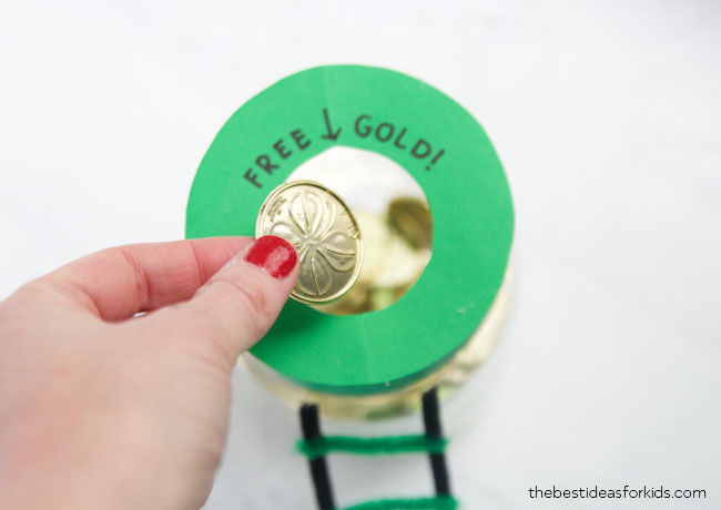 Leprechaun Traps Craft for Kids
