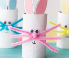 Paper Roll Bunny