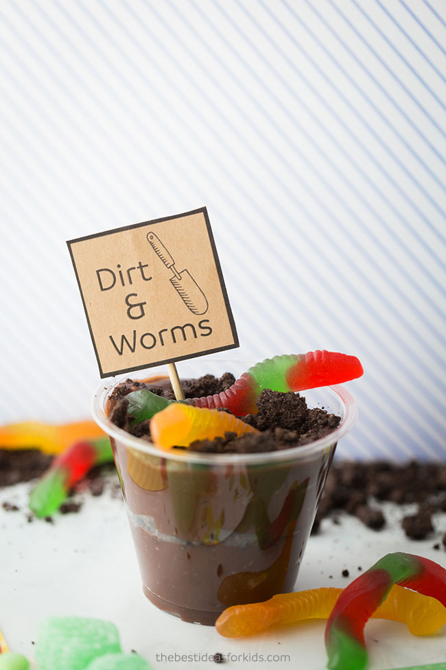 Dirt and Worms Cup