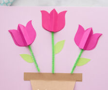 Mothers Day Card Craft