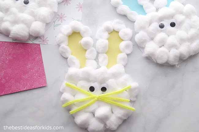 Bunny Craft The Best Ideas For Kids