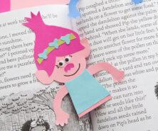 Trolls Bookmark