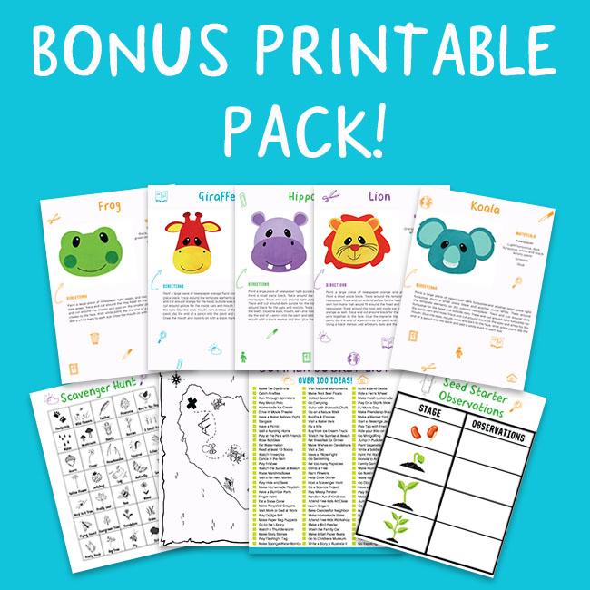 Craft book bonus