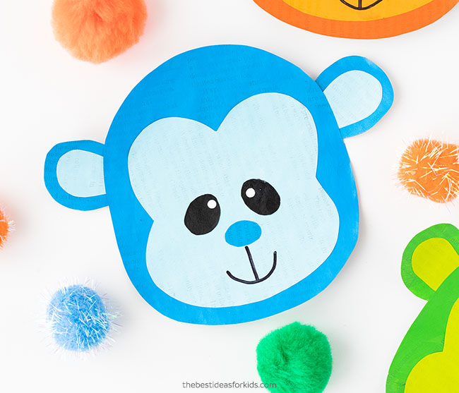 Zoo Animal Crafts The Best Ideas For Kids
