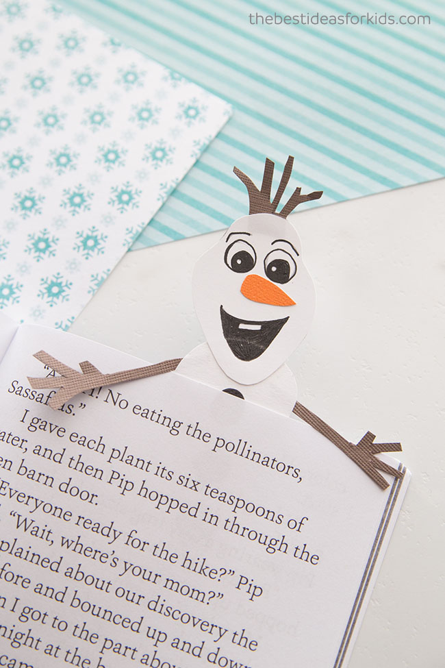 Olaf Craft for Kids