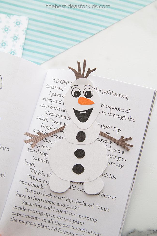 Olaf Frozen Craft