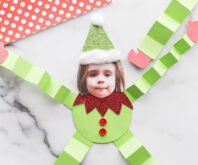Paper Elf Craft