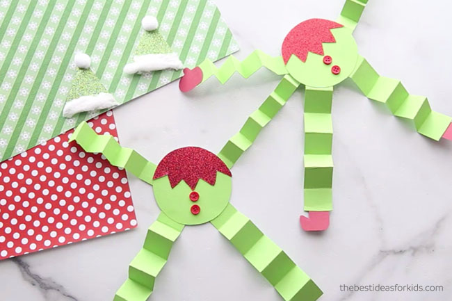 Elf Craft Paper