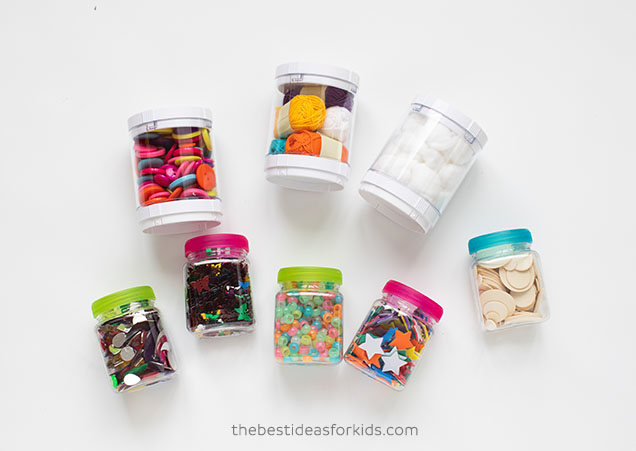 Craft Supplies for Kids