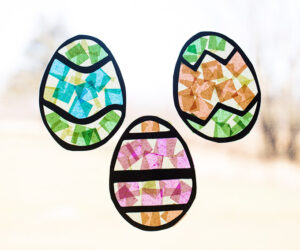 Easter Suncatchers Cover