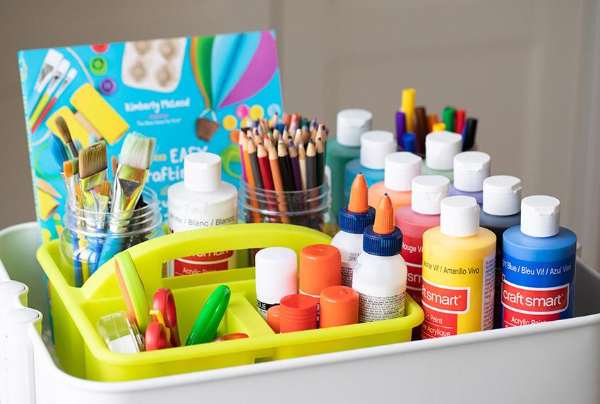 Kids Craft Storage The Best Ideas For