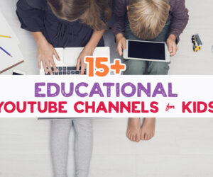 15+ Educational Videos for Kids Cover