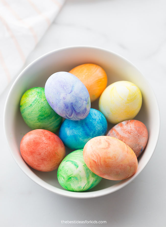 Marble Eggs: The Best Ideas For Kids