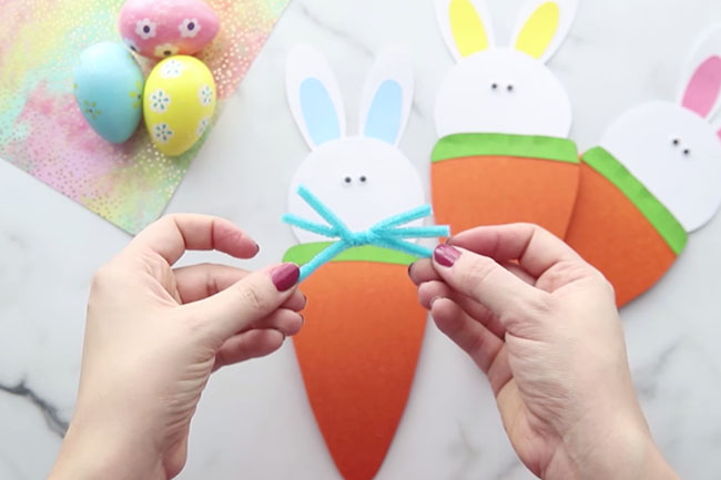 Twist Pipe Cleaners for Bunny Whiskers