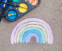 Sidewalk Chalk Paint