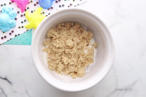 Brown Sugar for sand recipe