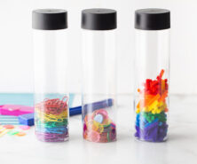 Magnetic Sensory Bottles