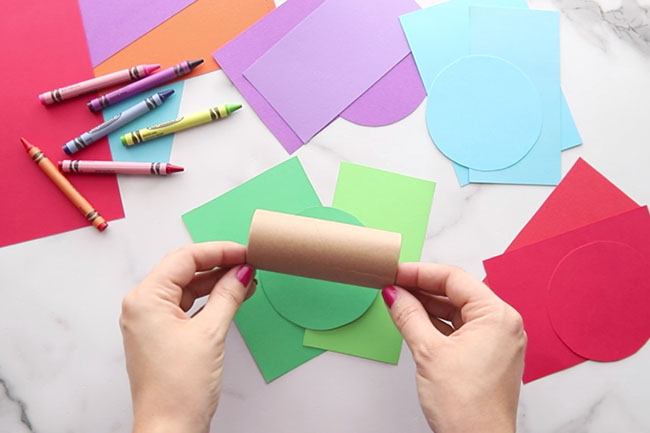 Use a Paper Roll to Add Paper