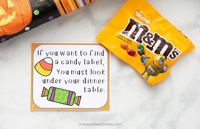 Halloween Scavenger Hunt With Free Printable The Best Ideas For Kids