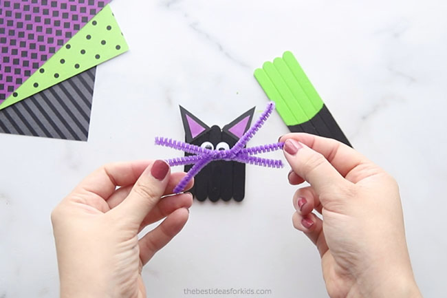 Twist Pipe Cleaners for Whiskers