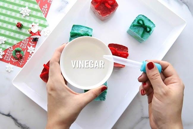 Add Vinegar to Presents