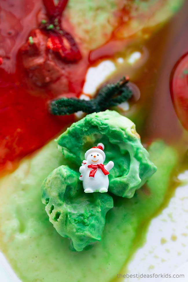 Surprise Christmas Presents Science